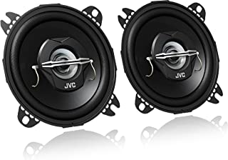 JVC CS-J420X - Altavoces coaxiales para coche (21 W RMS, 45