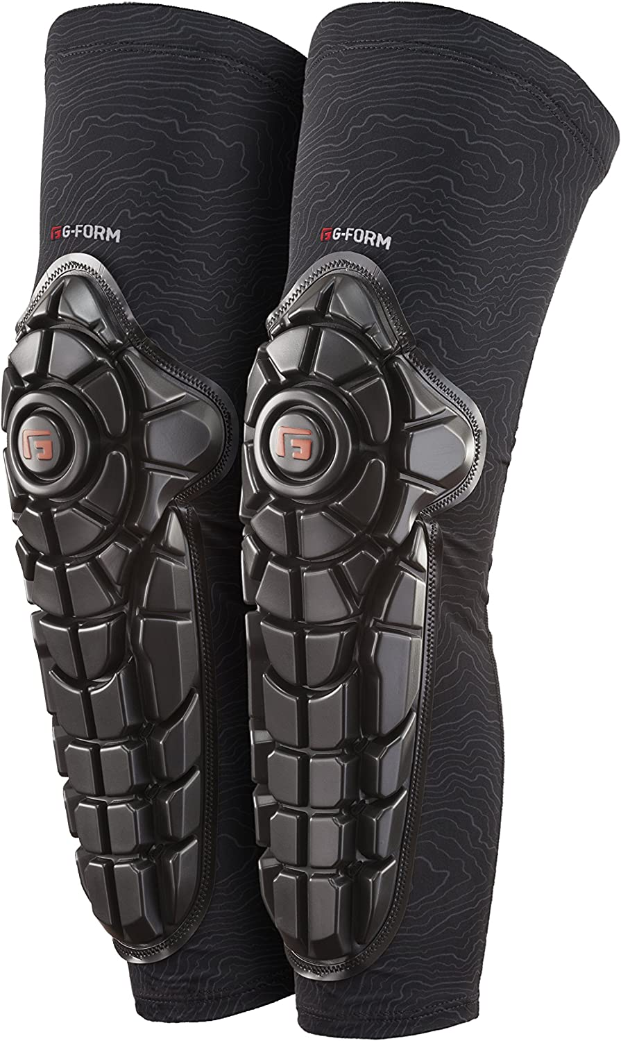 G-Form Elite Elbow Guards Size XL Motorcycle or Bicycle Pads New