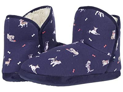 Joules Cabin (Navy Dogs) Women
