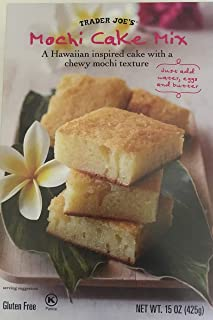 Trader Joe's Mochi Cake Mix, 15 oz.
