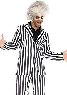 beetlejuice cosplay costume