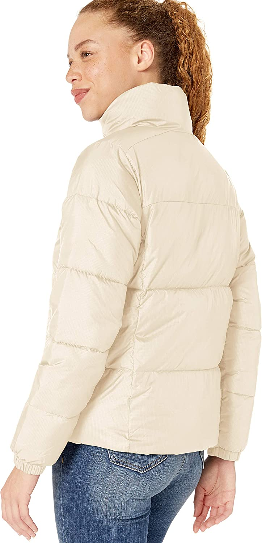 Columbia Damen Puffect Jacket Isolierte Jacke kreidefarben