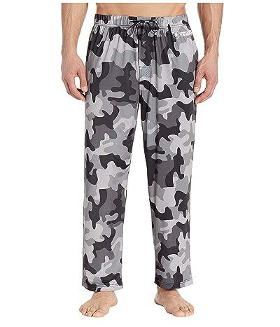 Stacy Adams Regular Sleep Pants (Black Camo) Men