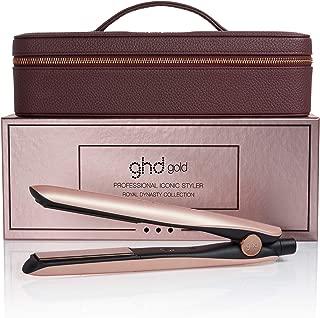 ghd Gold Royal Dynasty Styler - Plancha de pelo profesional con tecnología Dual Zone