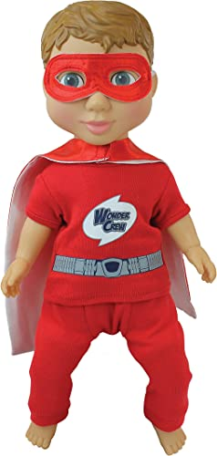 new arrival Wonder 2021 Crew Superhero Buddy wholesale - Will outlet sale