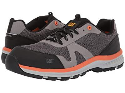 Caterpillar Passage Composite Toe (Black/Grey) Men