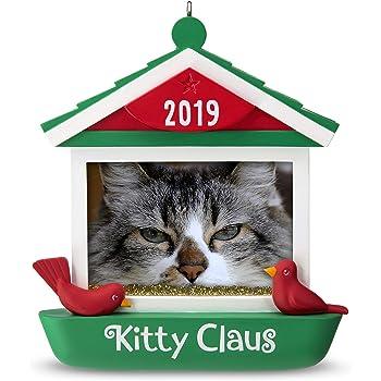 Keepsake Christmas Ornament 2020 Year Dated, Kitty Cat Picture Frame, Photo Frame Amazon.com: Hallmark Keepsake Christmas Ornament 2019 Year Dated