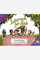 Lemonade for Sale (MathStart 3) Paperback