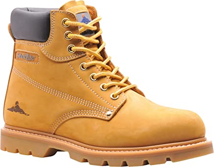 Portwest Welted Safety Boot : boots