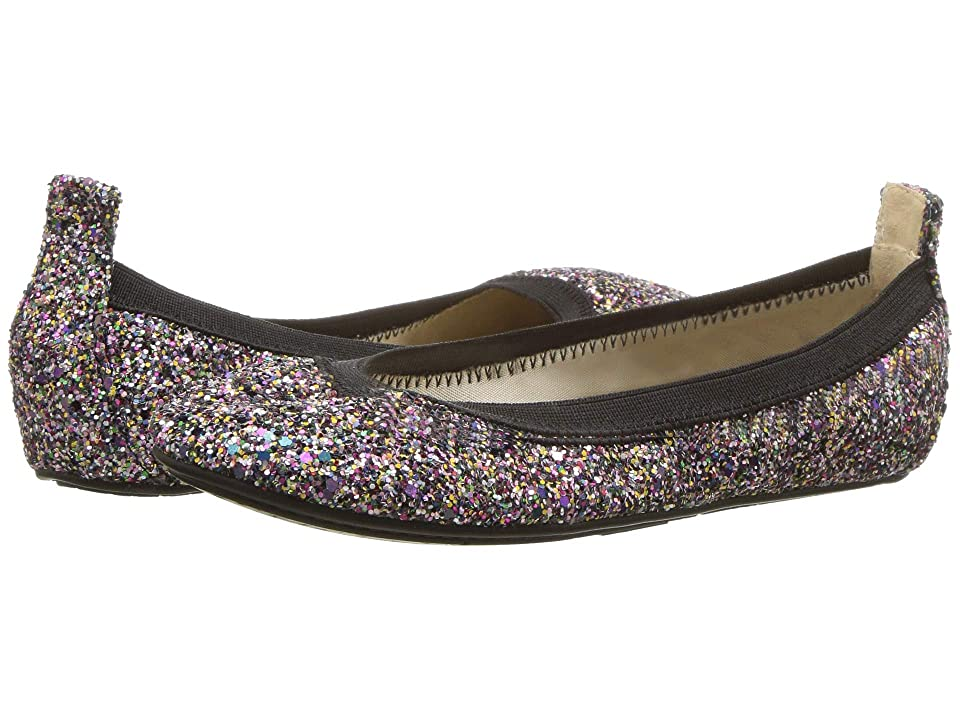 Yosi Samra Kids Limited Edition Miss Samara (Toddler/Little Kid/Big Kid) (Rainbow Chunky Glitter) Girls Shoes
