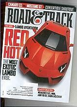 Road & Track Magazine July 2011