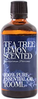 Mystic Moments | Tea Tree Lemon Scented Essential Oil - 100ml - 100% Pure