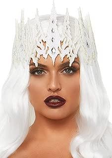 Leg Avenue Women's Glitter Jeweled Crown