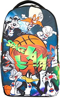 Warner Brothers Looney Toons Space Jam Laptop Backpack, For Machines up to 16in
