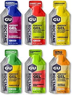 Gu Roctane Mixed 6 Variety Pack