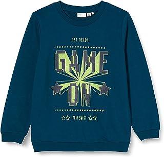 NAME IT Nmmvildar LS Swe UNB K suéter para Niños