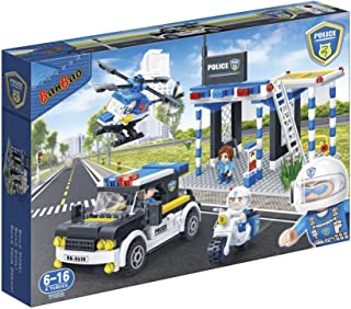 Banbao Construction Toy 7002, Multi-Colour, 877159