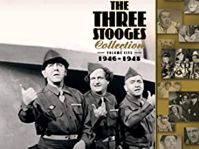 The Three Stooges Collection: 1946-1948