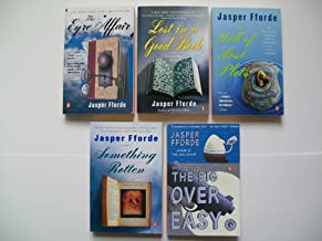 Thursday Next Series (Set of 5) Eyre Affair; Lost in a Good Book; Well of Lost Plots; Something Rotten