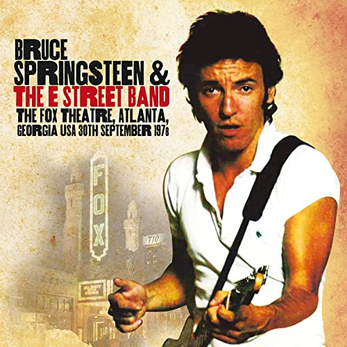 Backstreets / Sad Eyes by Bruce Springsteen & The E Street Band on