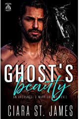 Ghost's Beauty Archangel's Warriors MC #6: His shattered and scarred beauty (Dublin Falls' Archangel's Warriors MC) Kindle Edition