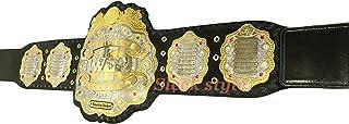 Grid Era Sports New IWGP Heavyweight Championship Replica Belt Dual Gold Plated