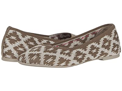 SKECHERS Cleo Sweet Squad (Taupe/Natural) Women