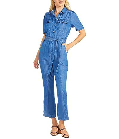 BB Dakota x Steve Madden West Behavior Jumpsuit Lyocell Jumpsuit (Medium Blue) Women