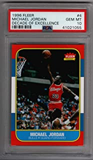 093ad68bb36f7 Amazon.com: Michael Jordan - Trading Cards / Sports: Collectibles ...