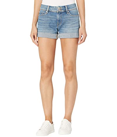 Hudson Jeans Croxley Midthigh Cuffed Shorts in Walk On By Women