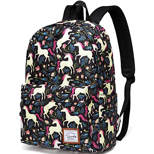 fbb9ec693b High School Backpack for Teen Girls  Amazon.co.uk