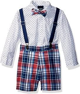 baby boy polka dot shirt