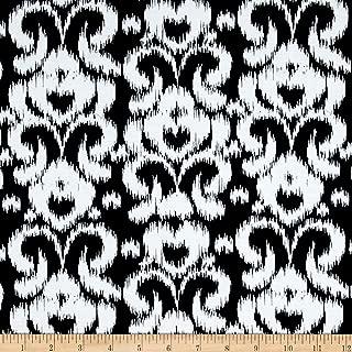 ikat jersey knit fabric