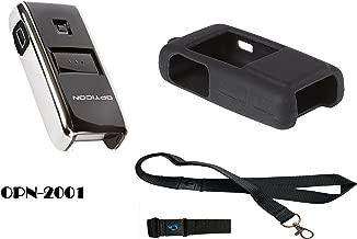 OPTICON - OPN-2001 1D Barcode Scanner + Silicon Protective CASE + Lanyard