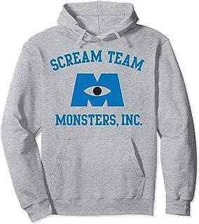 Pixar Monsters University Scream Team Hoodie
