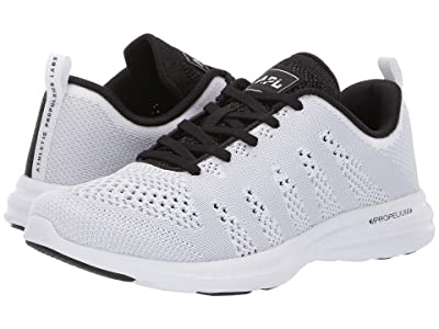 Athletic Propulsion Labs (APL) Techloom Pro (White/Steel Grey/Metallic Black) Women