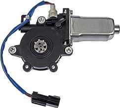 fits Subaru Driver Side Front with Power Window Motor Premier Gear PG-751-345 Window Regulator