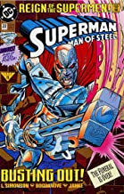 SUPERMAN, THE MAN OF STEEL 22, JUNE 1993, 13: REIGN OF THE SUPERMEN!