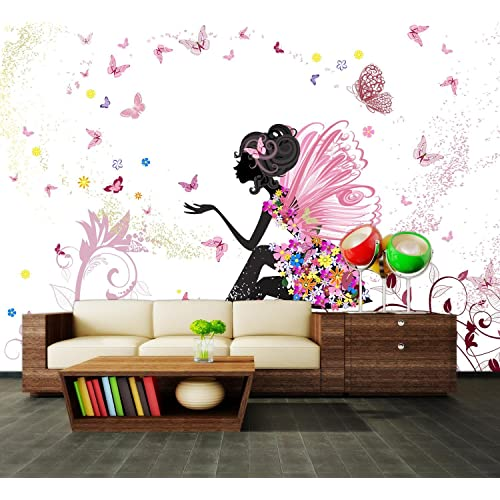 3D Comic Elefanten 233 Fototapeten Wandbild Fototapete BildTapete Familie DE