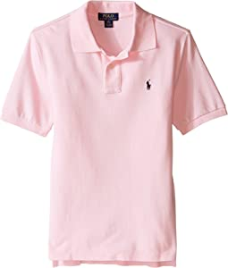 Basic Mesh Polo (Big Kids)