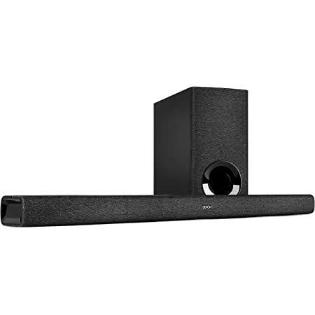Denon Dht S416 Hochwertige 2 1 Tv Soundbar Mit Elektronik