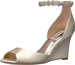 Badgley Mischka Women's Tahlia Wedge Sandal