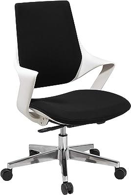 Olio Designs Office Chair, White