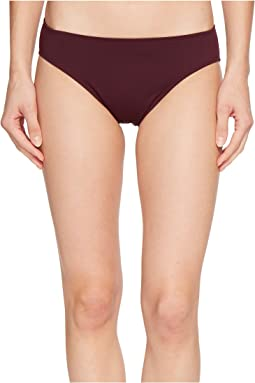 Beach Club Solids Solid Hipster Bottoms