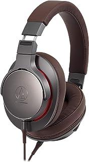 audio-technica SoundReality ポータブルヘッドホン ハイレゾ音源対応 ガンメタリック ATH-MSR7b GM