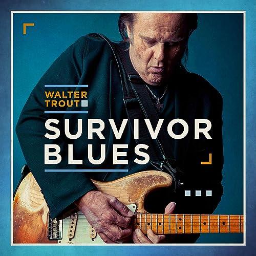 """Résultat de recherche d'images pour """"WALTER TROUT CD SURVIVOR BLUES"""""""