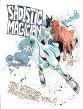 Sadistic Magician: Jim Mahfood Sketchbook Volume 1