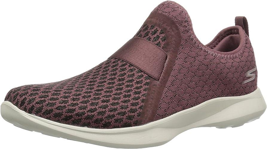 Skechers Femmes Chaussures Athlétiques Couleur Rose Mauve Taille 41.5 EU   10 Us