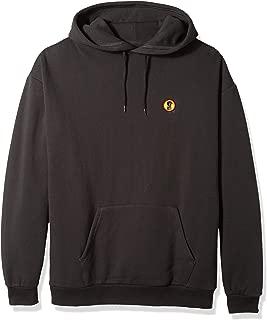 Brixton Men's Fang Relaxed Standard Fit Hood Fleece Sweatshirt