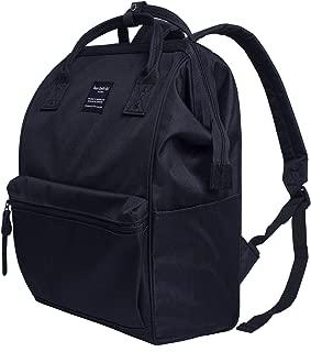 School Backpack,Waterproof College Laptop Bookbag,Wide Open Big Student Bag